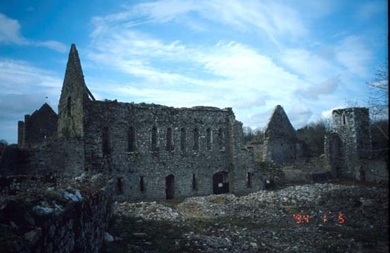 The Irish Monasteries